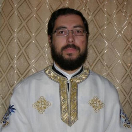 Preot Daniel Alexandru Bărîcă